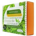 Натурален Билков Сапун - Коприва За лице и тяло с етерично масло Мента